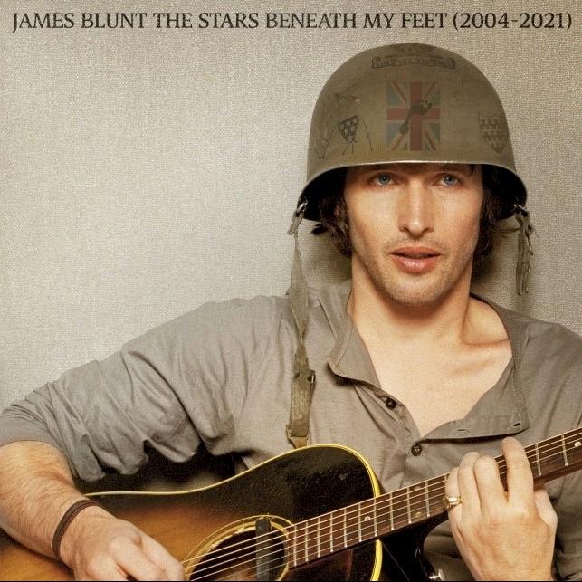 """James Blunt: ouça a faixa """"Love Under Pressure"""""""