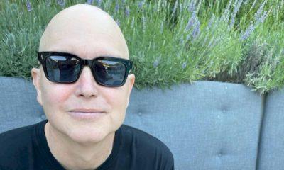 """Mark Hoppus, do Blink-182, celebra cura do câncer: """"Me sinto tão abençoado"""""""