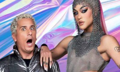 Pabllo Vittar e Rafael Portugal vão apresentar premiação da MTV