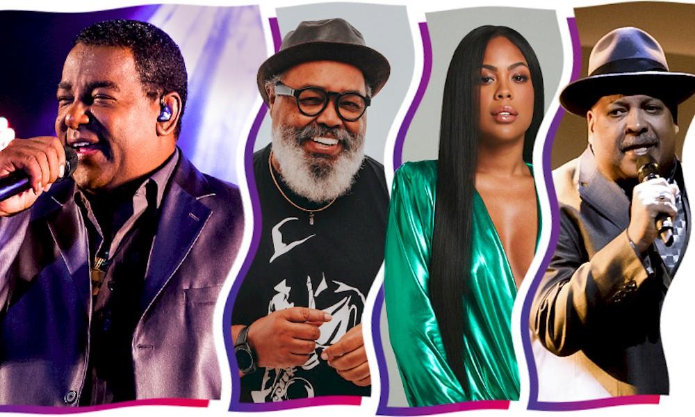 Raça Negra anuncia live em São Paulo com convidados especiais