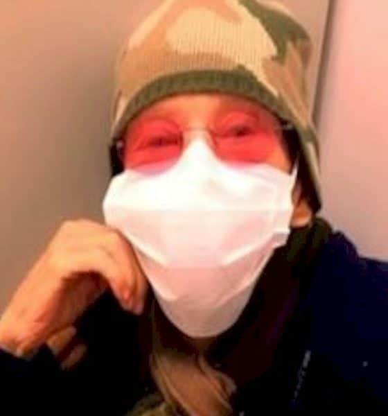 Rita Lee faz rara aparição na web depois do diagnóstico de câncer