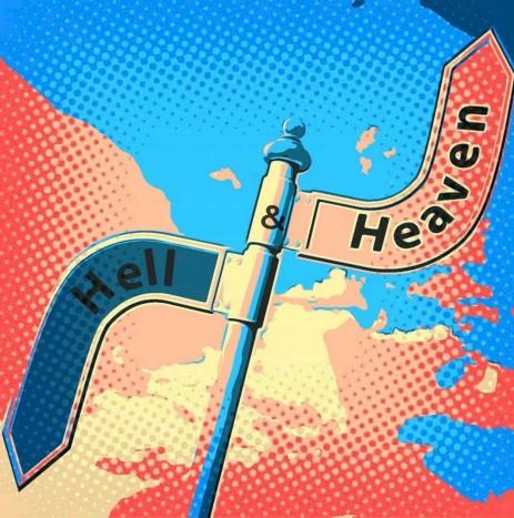 "Seadi anuncia o novo EP ""Hell & Heaven"""