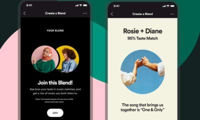 Spotify lança recurso que possibilita mix entre playlists de usuários