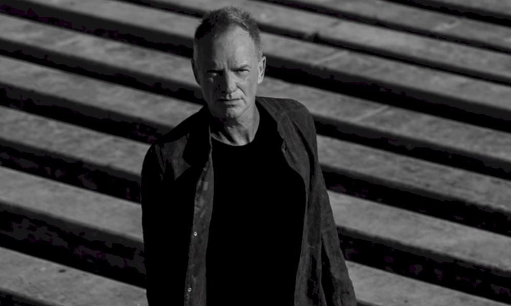 """Sting anuncia novo álbum """"The Bridge"""" e divulga tracklist"""