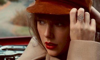 """Alguém está """"impressionado"""" com as regravações de Taylor Swift"""