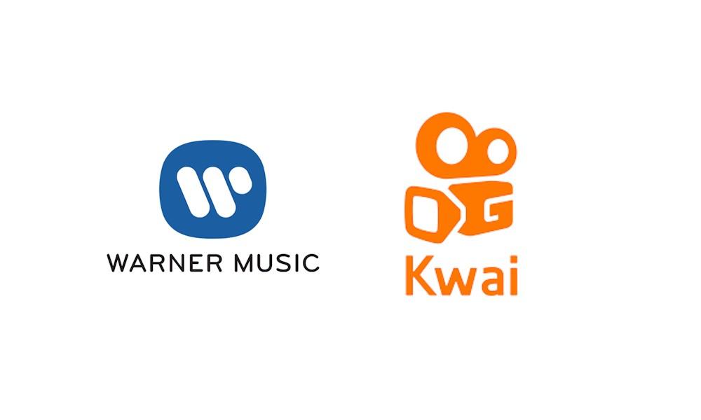 Warner Music e Kwai selam arcordo de licenciamento de músicas