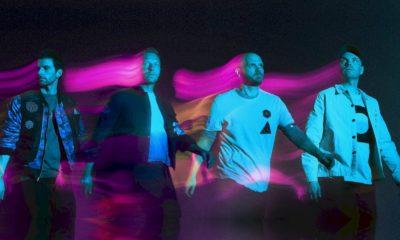Coldplay cria desafio com Spotify com letras de seu novo álbum