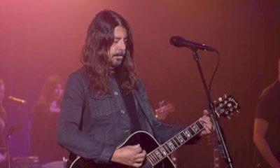 """""""Kurt era muito doce"""", diz Dave Grohl em entrevista"""
