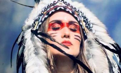 """Dulce Maria doará parte dos rendimentos de """"Origen"""" para comunidades indígenas"""