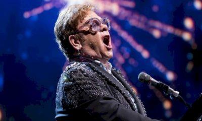 Elton John: o primeiro britânico a figurar no TOP 10 em seis décadas