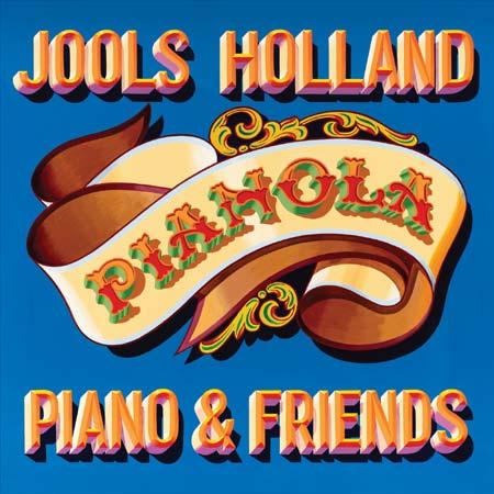 Jools Holland anuncia álbum com Tom Jones, David Gilmour e Herbie Hancock