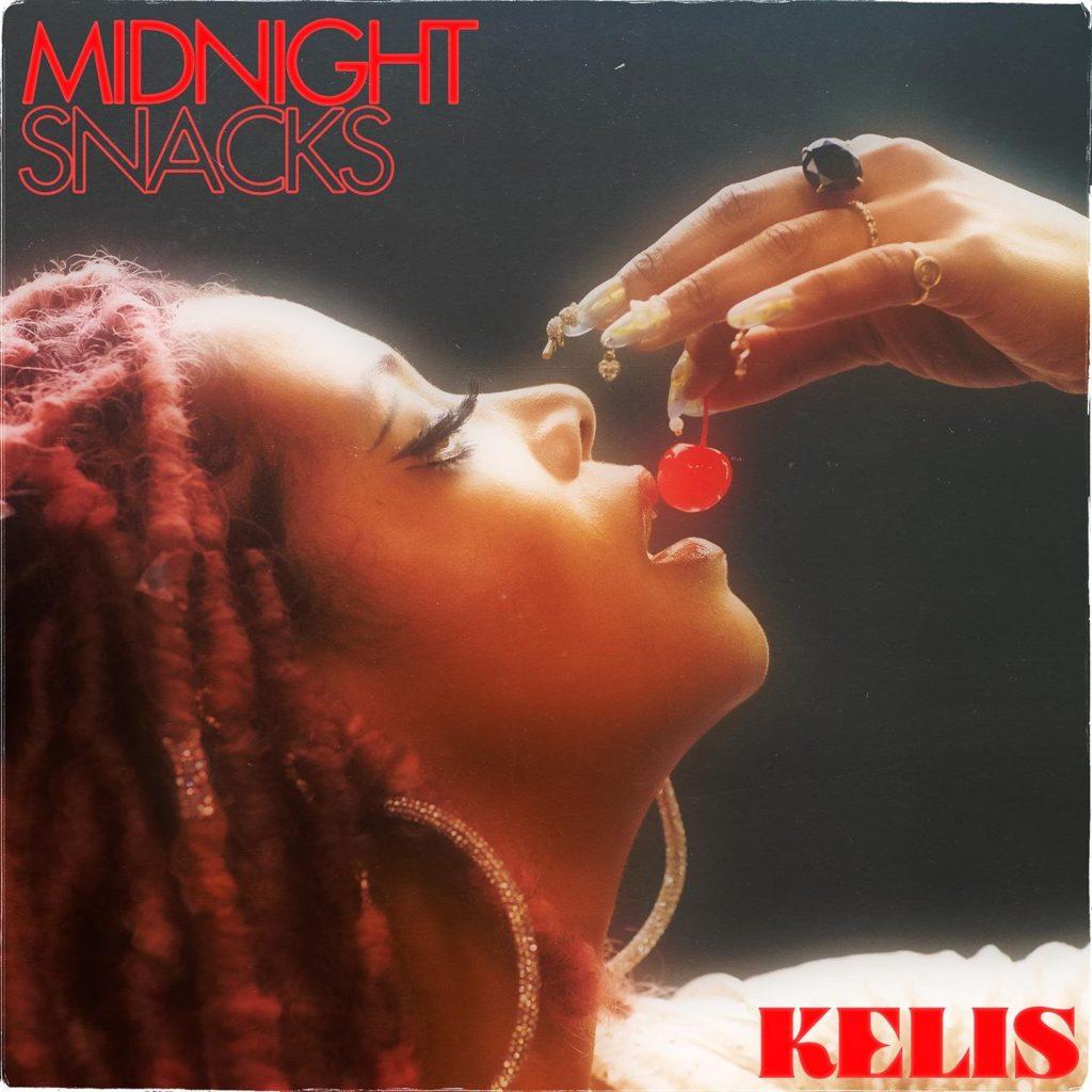 """Kelis está de volta com o novo single """"Midnight Snacks"""""""