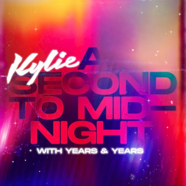 """Kylie Minogue: ouça """"A Second to Midnight"""" com Years & Years"""