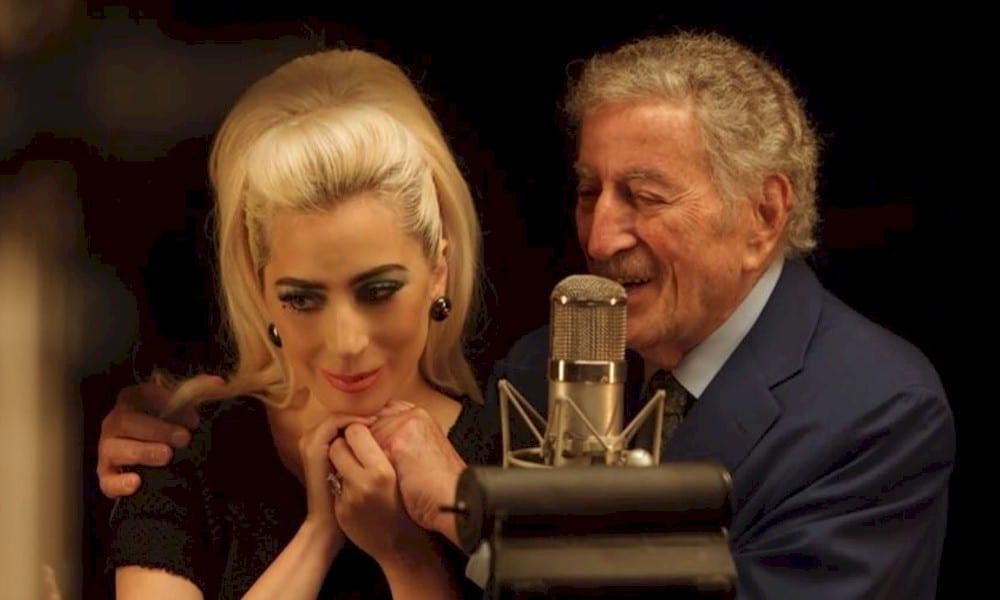 """Lady Gaga e Tony Bennett divulgam vídeo dos bastidores de """"Love For Sale"""""""