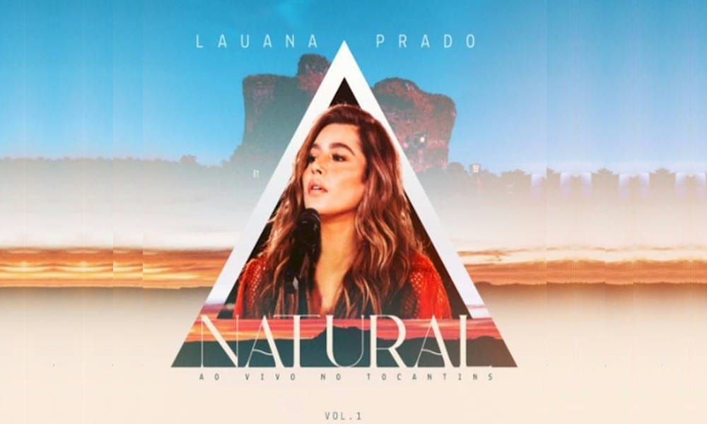 """Lauana Prado revisita sua trajetória artística e pessoal no álbum """"Natural"""""""