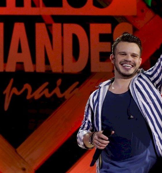 Matheus Fernandes emplaca duas músicas entre as mais tocadas do Brasil