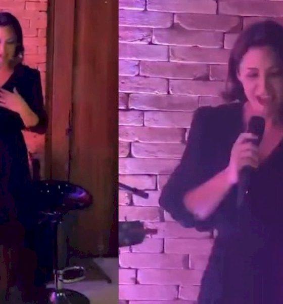 Michelle Bolsonaro ataca de cantora sertaneja em aniversário de Mário Frias