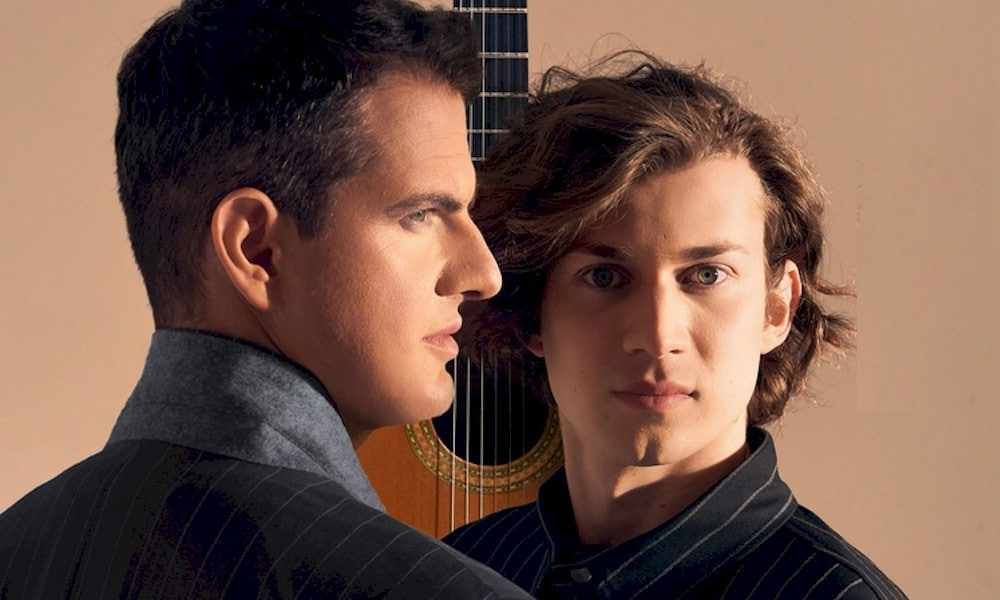 """Philippe Jaroussky & Thibaut Garcia lançam o álbum """"À Sa Guitare"""""""