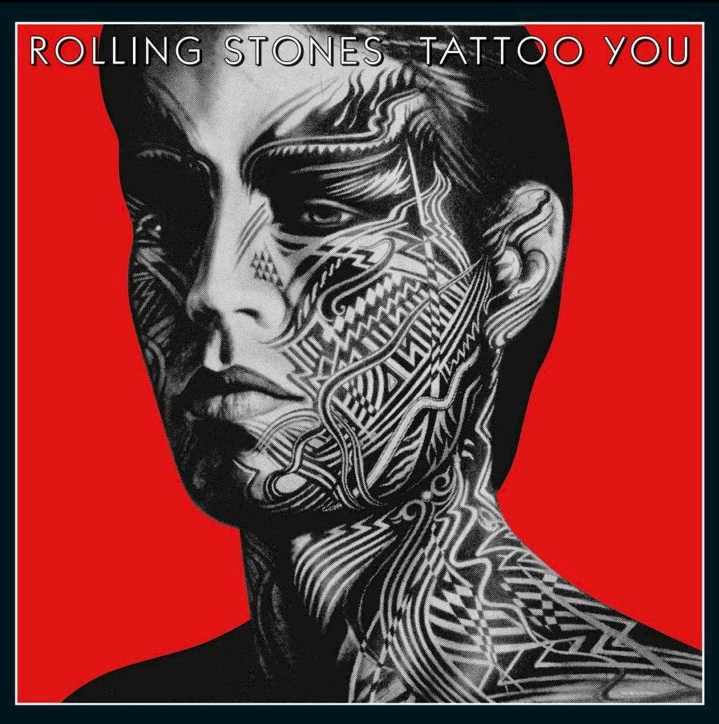 """Rolling Stones lançam a versão de 40 anos do clássico """"Tattoo You"""""""
