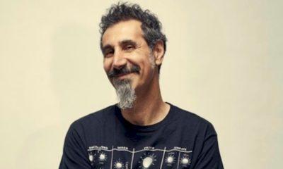 Serj Tankian, do System Of a Down, é diagnosticado com coronavírus