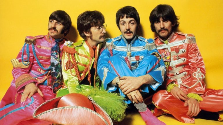 """Beatles: os 50 anos de """"Sgt. Pepper's Lonely Hearts Club Band"""""""