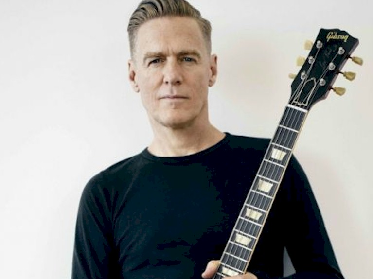 "Bryan Adams: 20 anos de Wembley com ""Everything I Do"""