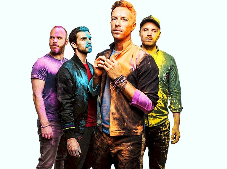Coldplay supera Michael Jackson no Reino Unido