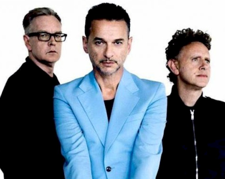 "Depeche Mode anuncia o novo single ""Where's The Revolution"""