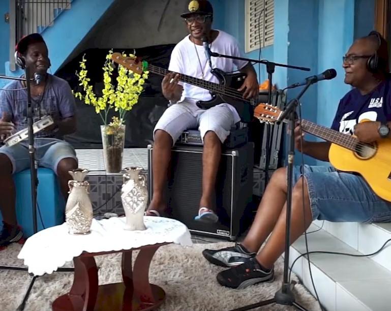 "Diamante Negro resgata o samba rock em ""Ei Preta"""
