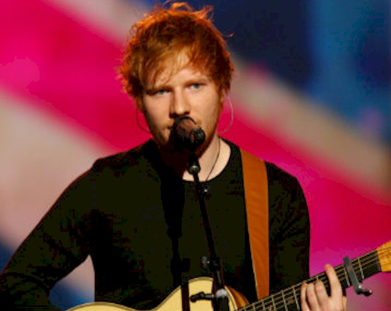 Ed Sheeran será homenageado no Hall da Fama dos Compositores